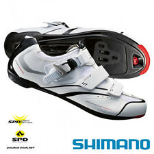 Brand New Shimano Dynalast SH-R088 SPD-SL Road Bike Cycling Shoes Black White