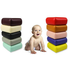 4Pcs Table Desk Corner Edge Guard Cushion Baby Safety Softener Bumper Protector