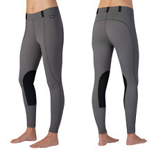 Kerrits FLEECE Flow Rise Performance Winter Riding Tights/Breeches - NEW Colors