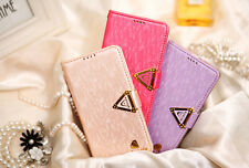 For Samsung Galaxy S5 i9600 Luxury Leather Case Durable Flip Wallet Card Cover