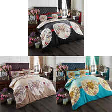 Oooh La La Doona Cover Quilt Cover Duvet Cover Bedding Set With Pillowcases GC