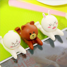 New Universal Cute Cell Phone Cartoon Doll iPhone Cellphone Desk Stand Holder