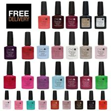 CND Shellac UV Nail Polish 2016 COLOURS + SPRING ART VANDAL Collection