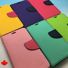 """Samsung Galaxy S4 Quality Leather Flip Wallet Case with Credit Card Slots 5"""""""
