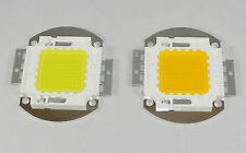 COB LED Chip / COB LED Fluter Chip / COB DIY Chip / Fluter Reparatur 20-100 Watt