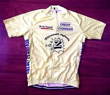 Brand New Team Z Vetement Yellow Jersey cycling Jersey Lemond Tour De France