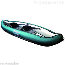 SEVYLOR COLORADO CLASSIC KIT TWO PERSON INFLATABLE KAYAK CANOE