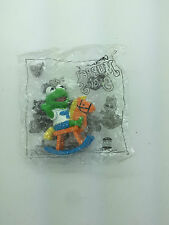 HUNGRY JACKS MUPPETS MUPPET BABIES KERMIT THE FROG KIDS CLUB TOY - RARE