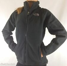 The North Face Women's Mindy Fleece Jacket Full Zip Black NWOT $99 Size S