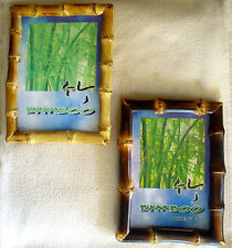 """Bamboo Root 5"""" x 7"""" Picture/Photo Frame-2 Color Choices"""