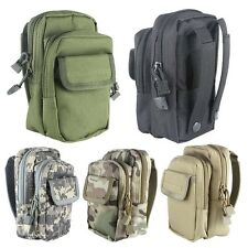Outdoor Military Waterproof Nylon Tactical Multi-purpose Utility Pouch Bag Fine