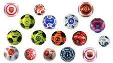 Official Licensed Top Football Club Footballs Size 5 Signature, Crest