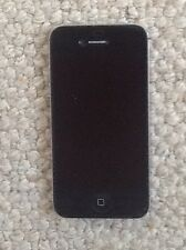 Water damaged Apple iPhone 4s - 8GB - Black (T-Mobile)