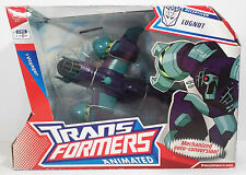 TRANSFORMERS 2008 ANIMATED LUGNUT VOYAGER  MISB SEALED EUROPEAN