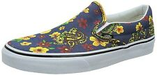 Vans Unisex Classic Slip-On Casual Shoes-Aloha Dress Blues