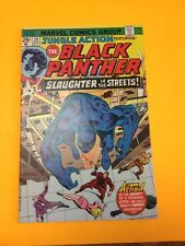 JUNGLE ACTION/ BLACK PANTHER #20 FN/VF