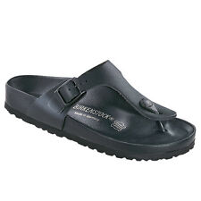 Birkenstock Premium Leather Gizeh EXQUISITE $279.95rrp - Black 37 38 41 - BNIB