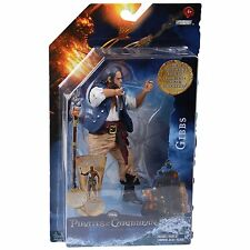 Pirates of the Caribbean Gibbs Figure - On Stranger Tides Series 1 POTC