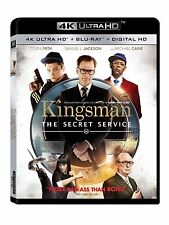 Kingsman: The Secret Service (4K Ultra HD Blu-ray)(Region Free)(Pre-order Mar 1)