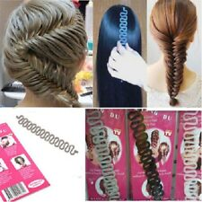 Magic Wonder DIY Hair Braid Braiding Queue Plait Braider Twist Hair Style Tool Y