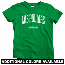Las Palmas Gran Canaria Spain Kids T-shirt - Baby Toddler Youth Tee - Espana ES