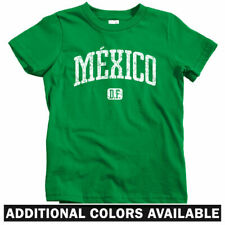Mexico DF Kids T-shirt - Baby Toddler Youth Tee - City Distrito Federal Mexican