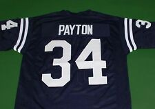 WALTER PAYTON JACKSON STATE UNIVERSITY JERSEY NAVY BLUE  NEW SEWN ANY SIZE