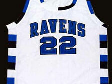 LUCAS SCOTT #22 ONE TREE HILL RAVENS JERSEY White NEW SEWN ANY SIZE