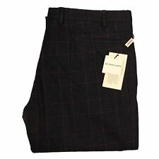 29425 pantalone BURBERRY  LONDON LANA jeans uomo trousers men  viola