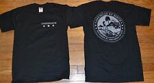 Underoath Men's T-Shirt American By Birth Southern By the Grace of God 2 Sided