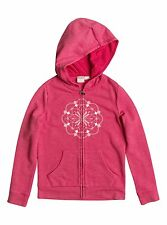 Roxy™ Good Morning Circle Of Lights - Zip-Up Hoodie - Sweatshirt - Girls - White