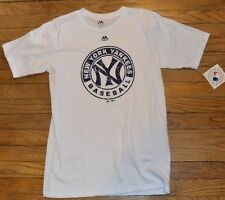 Girls New York Yankees T-Shirt Genuine Major League Merchandise License Majestic
