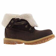 Timberland Earthkeepers Authentics Teddy Brown Womens Boots