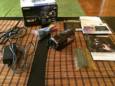 Sony HDR-CX360V 32GB Camcorder - Full HD, GPS & more