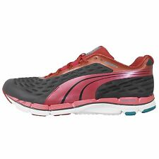 Puma Faas 600 V2 Grey Pink Womens Running Shoes Sneakers Trainers 187296-02