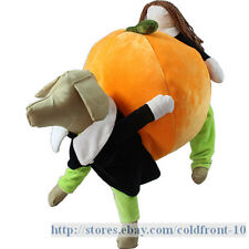 New Pet Dog Cosplay Clothes Funny Pumpkin Puppy Back Dog Clothes Dress Clothes