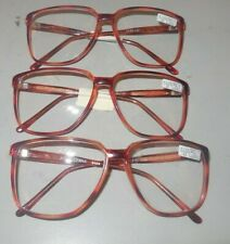 Tortoise Brown & Rectangle Frame Reading Glasses You Choose 2 Pair Lots