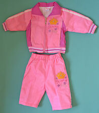 NEW Girl Princess two pieces winter set Pink Size 000,00,0,1,2