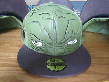 Star Wars The Force Awakens Yoda Fitted New Era Hat Disney Limited Edition NEW