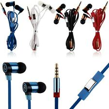3.5mm Jack In-Ear Headset Earbud Earphone Headphone For iPhone iPod Samsung MP3