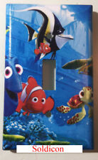 Finding Nemo & Friends Light Switch Power Outlet Cover Plate Home decor