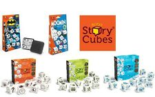 Rory's Story Cubes Moomin, Batman, Original, Voyages, Actions. Storytelling Aid