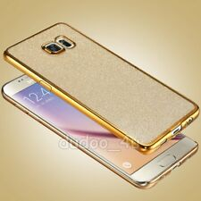 New ! Bling Glitter ShockProof Silicone Case Cover For Samsung Galaxy Phones