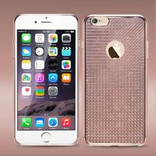 Glitter Bling ShockProof Silicone Soft Case Cover For Apple iPhone 6 6s Plus