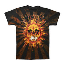 Metallica Men's  Pushead Sun T-shirt Black