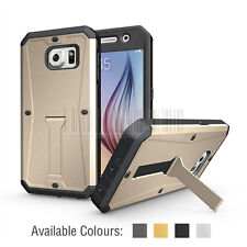 Hybrid Tough Heavy Duty Tank Armor Hard Stand Shockproof Case Protective Cover