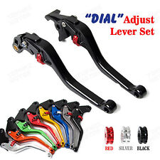 CNC Dial Adjustable Brake Clutch Lever Sets for Buell 1125R 08-09 1125CR 2009