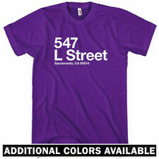 Sacramento Basketball Stadium T-shirt - Men S-4X - Kings Sac-Town Gift Cali CA