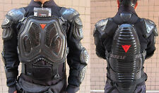 Motocross Motorcycle Racing Full Body Chest Spine Armor Protective Gear NECK PRO