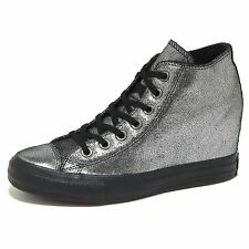 9093N sneaker CONVERSE ALL STAR grigio scarpe donna shoes women